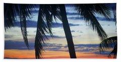 Beautiful Boracay Sunset Beach Towel