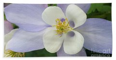 Beautiful Flower Beach Towel