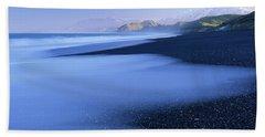 Beautiful Kekerengu Bay, New Zealand Beach Towel