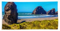 Beautiful Meyers Beach Beach Towel