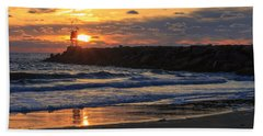 Beautiful Morning Beach Towel