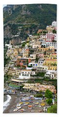 Beautiful Positano Beach Sheet