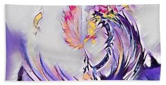 Beauty For Ashes II Beach Towel