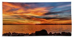 Beauty In Nature Beach Towel by Doug Long