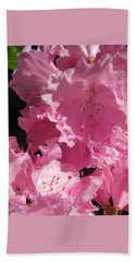 Beauty In The Garden 2 Beach Towel by Brooks Garten Hauschild