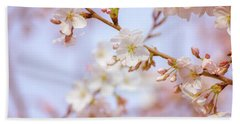 Beach Towel featuring the photograph Beauty Of Spring by Rima Biswas