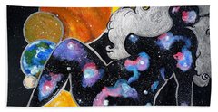 Beauty Out Of This World Beach Towel