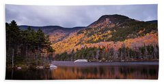 Beaver Pond Beach Towel