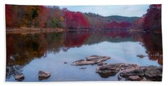 Beavers Bend State Park Beach Towel