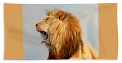 Bed Head - Lion Beach Towel