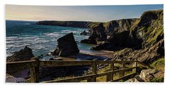 Bedruthan Rocks Beach Towel