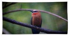 Bee-eater Beach Towel