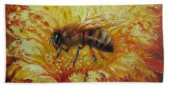 Bee Beach Sheet