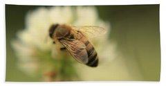 Bee Lives Matter Beach Towel