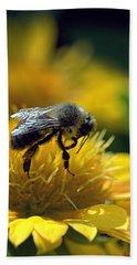 Bees Knees Beach Towel