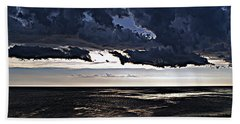 Before The Storm 1 Beach Towel