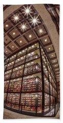 Beinecke Rare Book And Manuscript Library II Beach Towel