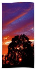 Being There Beach Towel