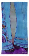 Bell Bottoms Beach Towel