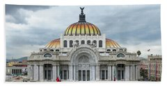 Bellas Artes Beach Towel
