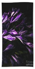 Bells And Flowers Beach Towel