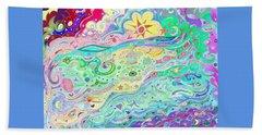 Beltaine Seashore Dreaming Beach Sheet