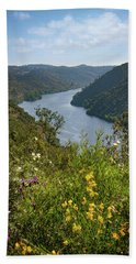 Beach Towel featuring the photograph Belver Landscape by Carlos Caetano
