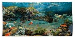 Under The Sea Beach Sheet