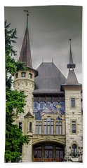 Berne Historical Museum Beach Towel