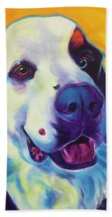 Bernese Mountain Dog - Zeke Beach Towel