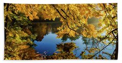 Bernharts Dam 15-244 Beach Towel