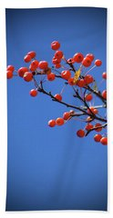 Berry Branch Beach Towel