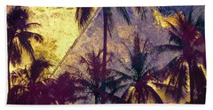 Beach Towel featuring the photograph Beside The Sea by LemonArt Photography