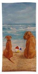 Best Friends Beach Towel