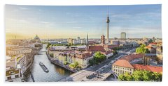 Best Of Berlin Beach Towel