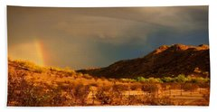 Beyond The Rainbow Beach Towel