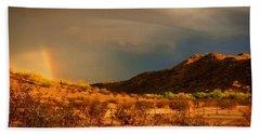 Beyond The Rainbow Beach Sheet