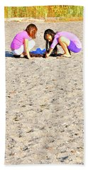 BFF Beach Towel