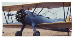 Bi-wing-8 Beach Towel