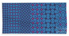 Bibi Khanum Ds Patterns No.2 Beach Towel