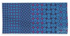 Bibi Khanum Ds Patterns No.2 Beach Sheet