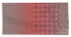 Bibi Khanum Ds Patterns No.5 Beach Towel