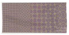 Bibi Khanum Ds Patterns No.6 Beach Towel