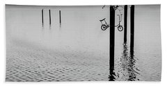 Bicycle Beach Sheet