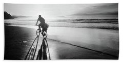 Bicycles Are For The Summer Beach Towel