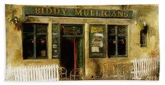 Biddy Mulligans Pub Beach Towel