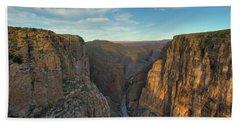 Big Bend National Park - Mariscal Canyon Afternoon 1 Beach Towel