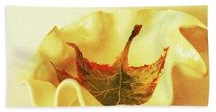 Big Bowl1 Beach Towel by Itzhak Richter