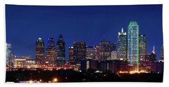 Big D Pano 61316 Beach Towel