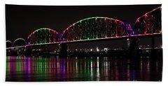 Big Four Bridge 2201 Beach Sheet